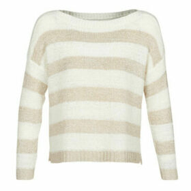 Only  ONLCARILEE  women's Sweater in White