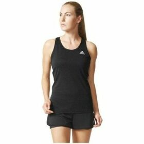 adidas  Climachill Tank W  women's Vest top in Black