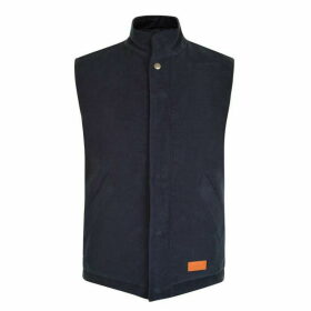 HURLINGHAM POLO 1875 TAILORED Polo Wool Gilet