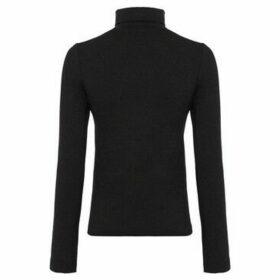 French Connection  Flying collar collar  women's Sweatshirt in Black