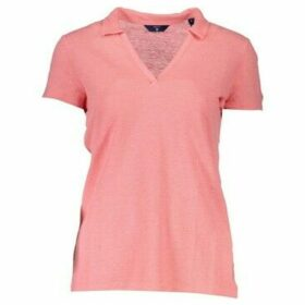 Gant  Polo shirt short sleeves Women 1801.4202208  women's Polo shirt in multicolour