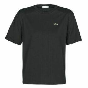 Lacoste  -  women's T shirt in Black