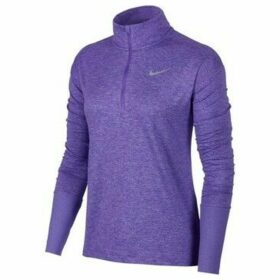Nike  Top HZ  women's Sweatshirt in Purple