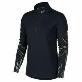 Nike  Top HZ Flsh GX  women's Sweatshirt in Black