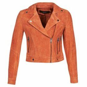 Vero Moda  VMROYCESALON  women's Leather jacket in multicolour