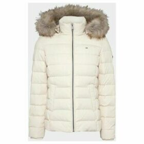 Tommy Jeans  DW0DW06774 ESSENTIAL HOOD  women's Jacket in Beige