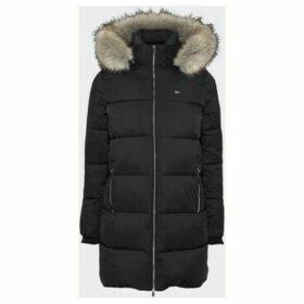 Tommy Jeans  DW0DW07109 PUFFA COAT  women's Jacket in Black