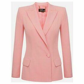 Elisabetta Franchi  GI93701E2  women's Jacket in Pink