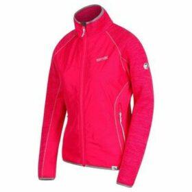 Regatta  Robson Hybrid Fleece Pink  women's Fleece jacket in Pink