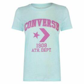 Converse Courtside T Shirt
