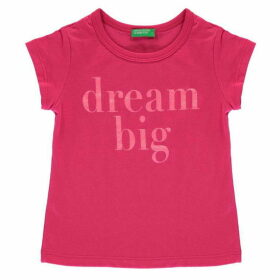 Benetton Dream Big T Shirt