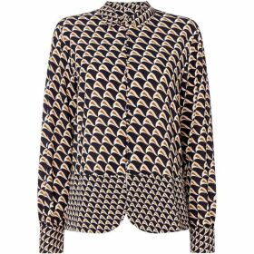 Second Female Stoclet Printed Long Sleeve Shirt