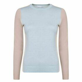 Boss Fara Colour Block Sweatshirt