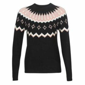 Vero Moda  VMTITI  women's Sweater in Black