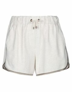 BRUNELLO CUCINELLI TROUSERS Shorts Women on YOOX.COM