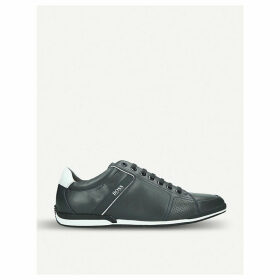 Saturn Pro low-top leather trainers