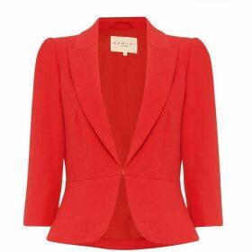 Damsel in a Dress Wilton Peplum Jacket