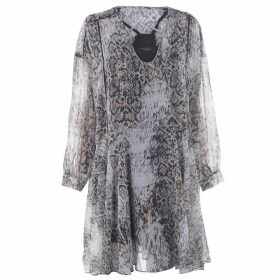 Religion Slither Midi Dress