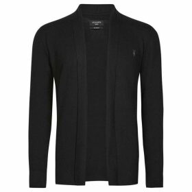 All Saints Mode Merino Open Cardigan