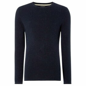 Jack and Jones Nathan Speckled Knitted Jumper