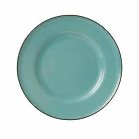 Royal Doulton Gordon Ramsay Teal Blue Plate 22cm