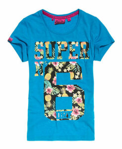 Superdry Super No.6 T-Shirt
