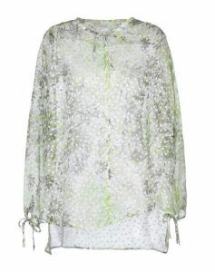 MASSIMO ALBA SHIRTS Blouses Women on YOOX.COM