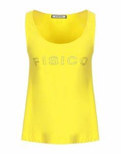 FISICO TOPWEAR Tops Women on YOOX.COM