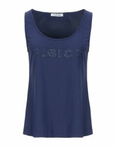FISICO TOPWEAR Vests Women on YOOX.COM