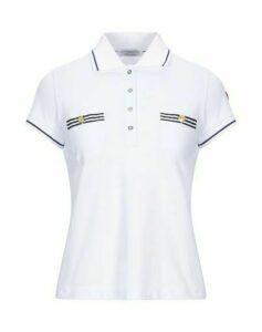 COOPERATIVA PESCATORI POSILLIPO TOPWEAR Polo shirts Women on YOOX.COM