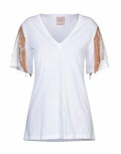SE-TA Rosy Iacovone TOPWEAR T-shirts Women on YOOX.COM