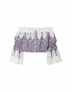 MIGUELINA SHIRTS Shirts Women on YOOX.COM