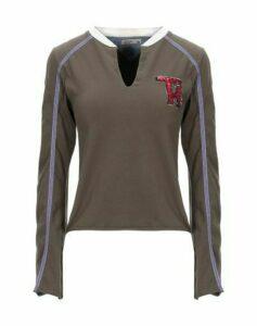 TOMMY JEANS TOPWEAR T-shirts Women on YOOX.COM