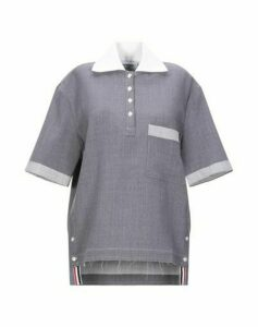 THOM BROWNE SHIRTS Blouses Women on YOOX.COM