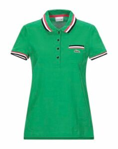 LACOSTE TOPWEAR Polo shirts Women on YOOX.COM