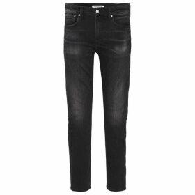 Calvin Klein Jeans 058 Slim Tapered Jeans - Lille Black