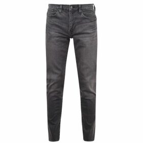 Levis 502 Regular Taper Jeans - Porcini