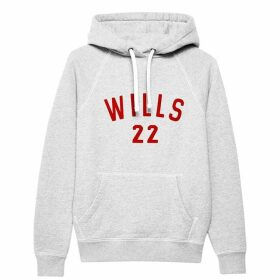 Jack Wills Redhill Pop Over Hoodie - Grey Marl
