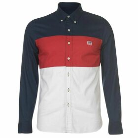 Levis Block Colour Pacific Shirt - Lychee Red