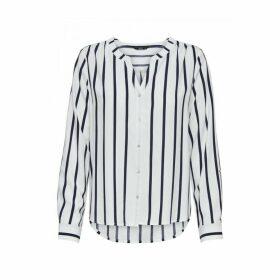 Sugar Fallow LS Striped Shirt