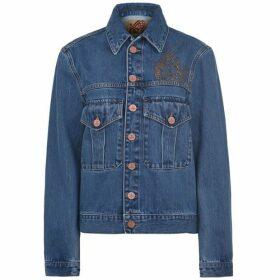 Vivienne Westwood Anglomania Vintage Denim Jacket