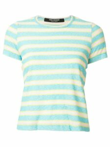 Junya Watanabe Comme des Garçons Pre-Owned textured striped T-shirt -