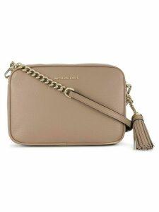 Michael Michael Kors Ginny crossbody bag - NEUTRALS