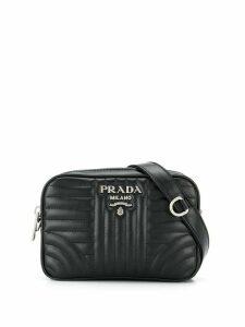 Prada Diagramme belt bag - Black