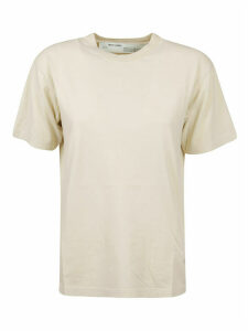 Off-White T-shirt Offwhite Casual