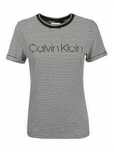 Calvin Klein T-shirt Thin Stripe Logo