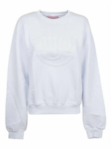 Chiara Ferragni Pastels Crewneck Sweatshirt