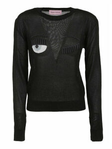 Chiara Ferragni Crewneck Regular Flirting Lurex