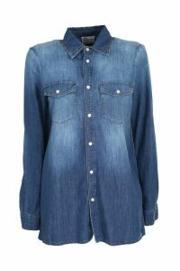 Red Valentino denim shirt