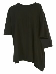 Maison Margiela T-shirt Over 3 Sleeves Cotton Jersey